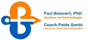 Paul Boisvert, docteur en kinésiologie, Coach poids